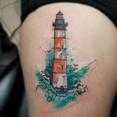 Lil lighthouse to help guide you through the new year...