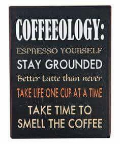 Coffeeology: