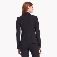 Stretch Wool Gabe Jacket