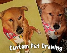 Pastel Artwork, Pastel Paper, Creative Artwork, Your Pet, How To Draw Hands, Etsy Shop, Pets, Drawings, Painting