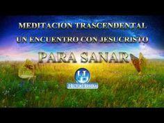 45 mins Meditación Trascendental, viaje astral, un encuentro con Jesucristo para sanar - YouTube