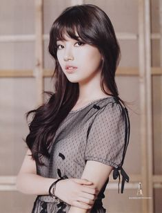 suzy bae | Bae Suzy Miss A Hairstyles 2015 Long Hairstyles with Bangs