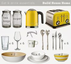 Build House Home: Guest cottage essentials...beautiful basics and luxe delights