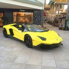 Lamborghini Aventador Roadster 50° Anniversario