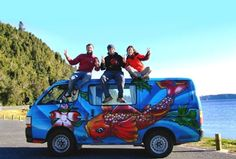 New Zealand budget Campervan hire