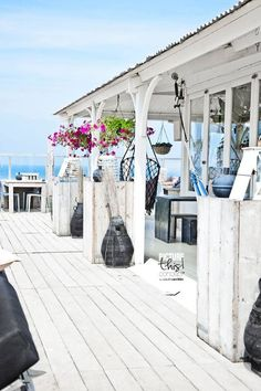 Dreaming of a beach house to rest my soul and escape to every time I need to breath. An escapist dream.