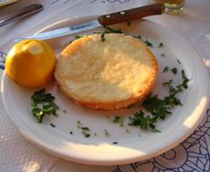 recipe: Greek Saganaki (Fried Cheese) - Because Greek Food is not only souvlaki, lamb and moussaka