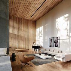 Home Decor Living Room .Home Decor Living Room Interior Exterior, Room Interior, Home Interior Design, Interior Architecture, Interior Livingroom, Living Room Designs, Living Spaces, Casa Milano, Casa Loft