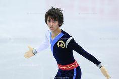 Ryuju Hino (JPN), .DECEMBER 6, 2012 - Figure Skating : .ISU Junior Grand Prix of Figure Skating Final 2012/2013 .Mens Short Program .at Iceberg Skating Palace, Sochi, Russia. .(Photo by YUTAKA/AFLO SPORT) [1040]