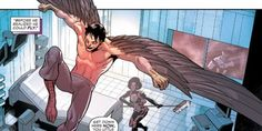 El nuevo superhéroe mexicano de Marvel Cuando todos pensábamos que, después de Thor mujer, Capitán América afroamericano,Wolverine mujer y Hulk coreano, Marvel ya no pensaba realizar más cambios en sus personajes, descubrimos que estábamos equivocados. Durante años... #comics #marvel