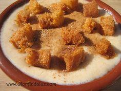 Gachas dulces o del día de todos los santos http://www.olorandaluz.com/gachas-para-el-dia-de-todos-los-santos/