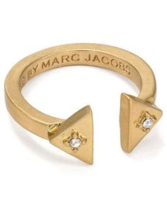 open ring / marc by marc jacobs