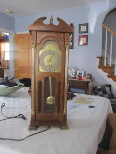 1000 Images About Mini Grandfather Clock On Pinterest