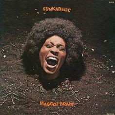 Funkadelic - Maggot Brain -1971
