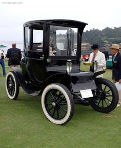 Waverley Electric Model 93 (1913)  ... | The Classic Car Feed - Classic and antique cars | doyoulikevintage April 2015
