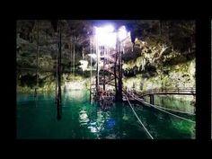 Mayan cenote - Ek-balam tour Chase can't wait!! I'll be watching.. Lol