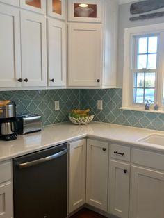 17 great arabesque tile backsplash images washroom diy ideas for rh pinterest com