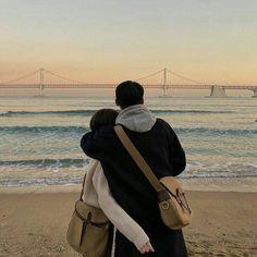 Cute Couples Goals, Couple Goals, Cute Relationships, Relationship Goals, Korean Couple, Ulzzang Couple, Couple Aesthetic, Gay Couple, Hopeless Romantic