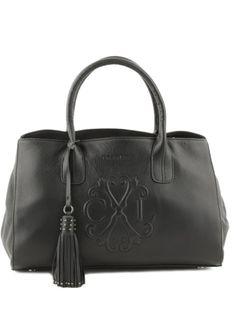 sac à main en cuir hermes noir