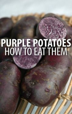 Dr Oz recommended adding two Purple Potato servings to your diet every week, by using these antioxidant vegetables in some of your favorite potato dishes. http://www.recapo.com/dr-oz/dr-oz-diet/dr-oz-purple-potato-blood-pressure-benefits-fitness-caveman-pose/