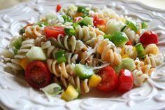 Pastasalade, 3 lekker pastasalade recepten met macaroni en spaghetti