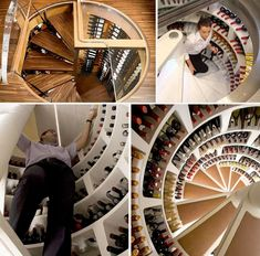 Image result for wine cellar in kitchen