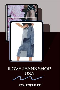 Self confessed denim lover then you'll love the picks at the I LOVE JEANS SHOP USA. Our stylist has chosen the best denim pieces for your summer denim outfits. summer denim outfits for women. denim skirts aesthetic, aesthetic outfits with denim skirts. denim lovers fashion. Black Jeans Outfit Night, White Jeans Outfit Summer, Denim Outfit For Women, Jeans Outfit Winter, White Denim Skirt, Summer Denim, Denim Skirts, Jean Skirt Outfits, Denim Shorts Outfit