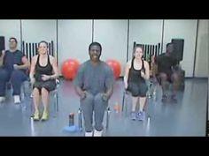 Best Chair Exercise Program - YouTube