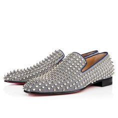 Shoes - Dandelion Spikes Flat - Christian Louboutin  #christianlouboutinflats #AfricanFashion