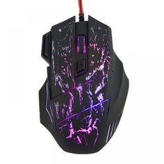 Best Chance of 7 Buttons 7 Colors LED Backlight Optical USB Wired Mouse Gamer Mice Laptop PC Computer Mouse Gaming Mouse for Pro Gamer Gaming Computer, Laptop Computers, Computer Mouse, Computer Setup, Computer Gadgets, Computer Laptop, Gaming Setup, Electronics Gadgets, Windows 98