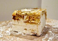 Dulce de Leche Swirled Marshmallows | The Spiced Life