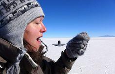 Salar de Uyuni ‒ The Andes, Bolivia