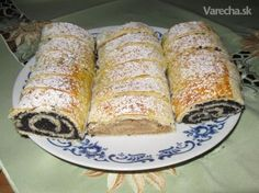 Tradičné koláče našich starých materí.