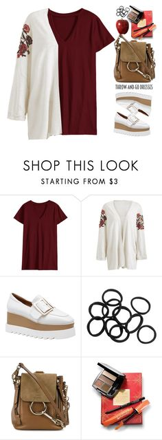 """Easy Outfitting: Throw-and-Go Dresses"" by justkejti ❤ liked on Polyvore featuring Chloé, Avon, StreetStyle, zaful and easydresses"