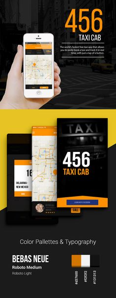 Designed & Developed by AppInventiv, The world's fastest free taxi app that allows you to easily book a taxi and track it in real time, with just a tap of a button. It lets you simply choose the taxi you like, instantly receive your driver details, track the taxi to your address, and pay after completion of the trip. You can view your travel history, modify or cancel trips, book return or repeat journeys with ease.