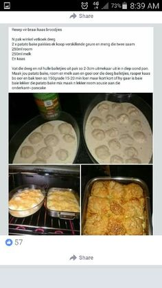 Braai Recipes, My Recipes, Cooking Recipes, Favorite Recipes, Potato Recipes, Kos, South African Recipes, Savoury Baking, Light Recipes