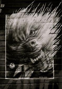 Dale Grimshaw - Wolf Man