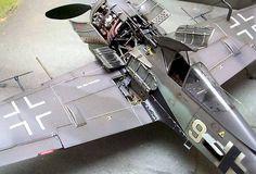 Superdetailers Unite: Focke-Wulf Fw 190 A-8/R11 Nachtj�ger
