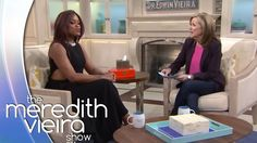 Eve On Being A Newlywed! | The Meredith Vieira Show