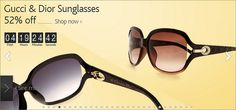 [ 2012 New! GUCCI SUNGLASSES ] Cat eye sunglasses collection for all the fashion lovers http://clubvenit.com/deal/1343