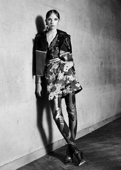 Jamilla Hoogenboom by Léa Nielsen for Mixt(e) Magazine Fall:Winter 2015 9