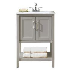 "VANITY SIZE/MASTER BATH  $295 Wayfair. Legion Furniture 24"" Single Bathroom…"
