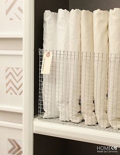 How to make DIY wire baskets at a fraction of the cost to buy!