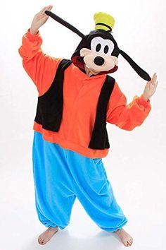 #Damen #Herren #Unisex #Adult #Erwachsene #Doof #Goofy #Animal #Anime #Tier #Weihnachten #Halloween #Fasching #Carnival #Kigurumi #Cosplay #Overall #Pajamas #Pyjamas #Schlafanzug #Kostüme #Jumpsuit #kleid #Kleidung Damen Herren Unisex Adult Erwachsene Doof Goofy Animal Anime Tier Weihnachten Halloween Fasching Carnival Kigurumi Cosplay Overall Pajamas Pyjamas Schlafanzug Kostüme Jumpsuit kleid Kleidung, , Packungsinhalt: 1 * Kleidung (keine Schuhe), Größe: S Fit Höhe: 57- 61,5 Zoll / Inch…