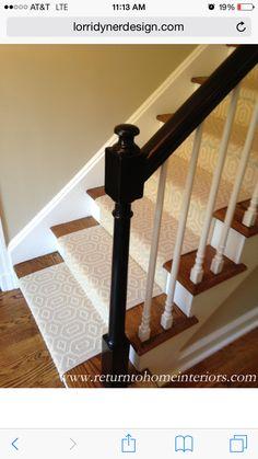 Best Stair Runner For Your Home: Stair Runner For Home Ideas And Stairs  Plans Stair Runners Lowes