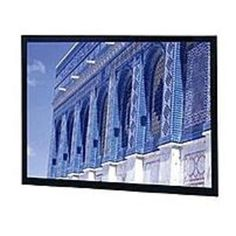 Da-Lite Da-Snap Fixed Frame Projection Screen - 168 x 94.5 inches - Cinema Vision - 193 Diagonal