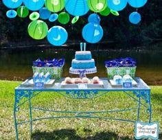 Wet & Wild Water Party