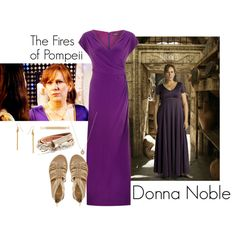 Donna Noble - The Fires of Pompeii