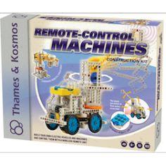 Thames and Kosmos Remote Control Machines