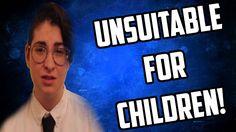 UNSUITABLE FOR CHILDREN!
